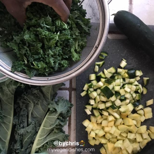 Garden Fresh Veggies On The Go!