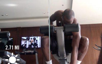 MVD : Treadmill vs. Outdoor running!